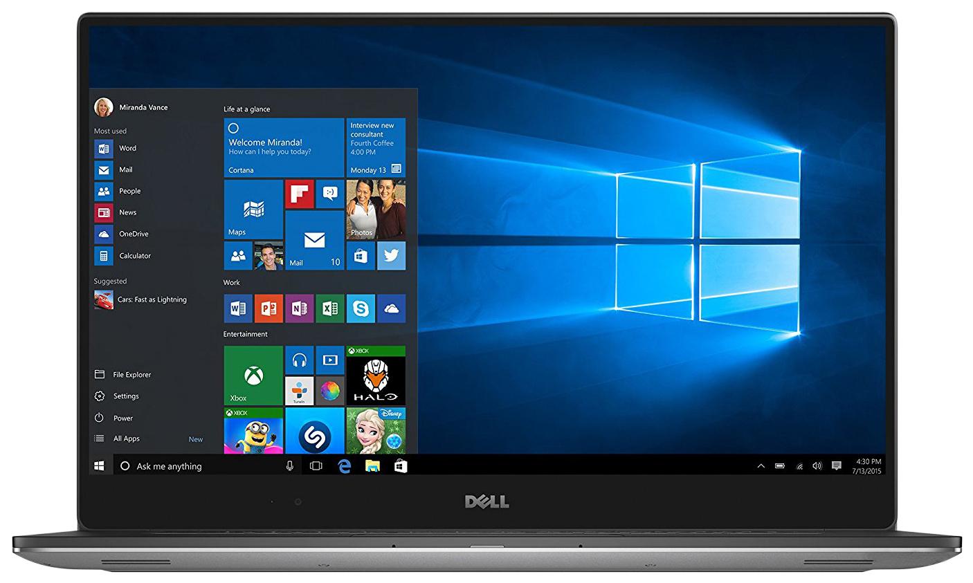 Ноутбук Dell XPS 9560-8968