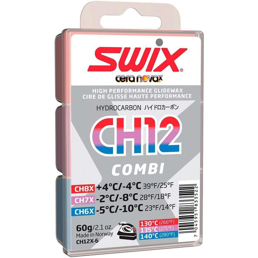 Набор Swix CH12X Combi +4C/-10C 60 мл