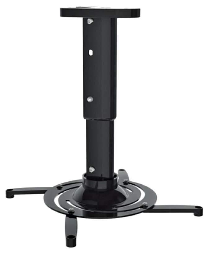 Кронштейн для видеопроектора CACTUS CS-VM-PR05M-BK