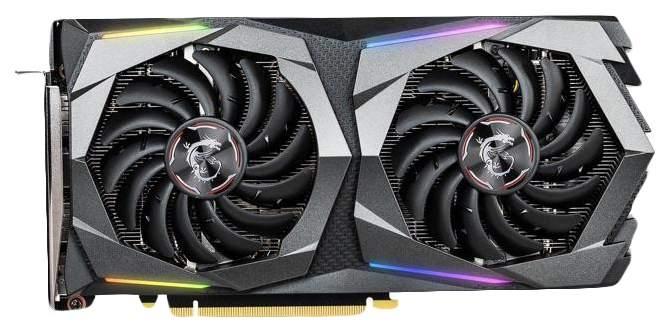 Видеокарта MSI nVidia GeForce GTX 1660 Ti (GTX 1660 Ti GAMING X 6G)