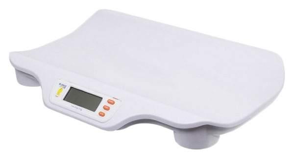 Весы напольные B.Well WK-160 Белые