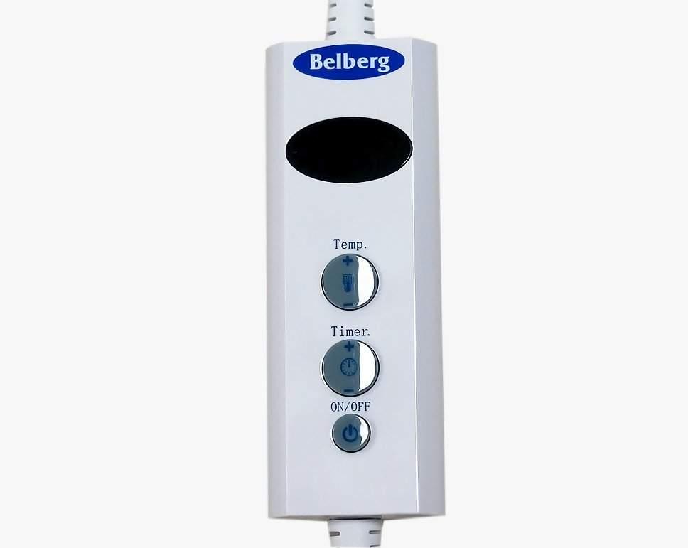 Электропростыня Belberg BL-05 (шерсть, 150x140)