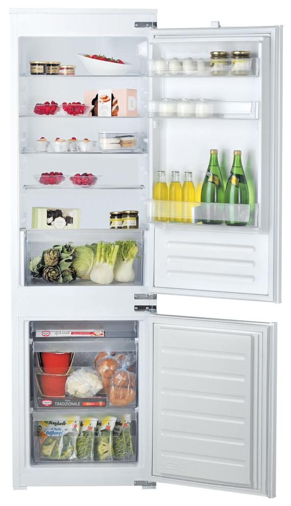 Встраиваемый холодильник Hotpoint-Ariston BCB 70301 AA White