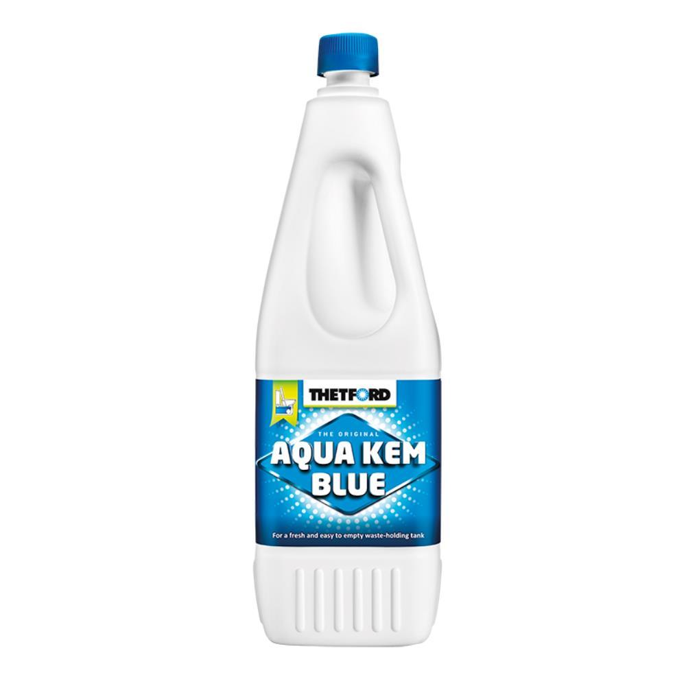 Thetford Жидкость для биотуалетов Thetford Aqua Kem Blue для нижнего бака синяя 2л
