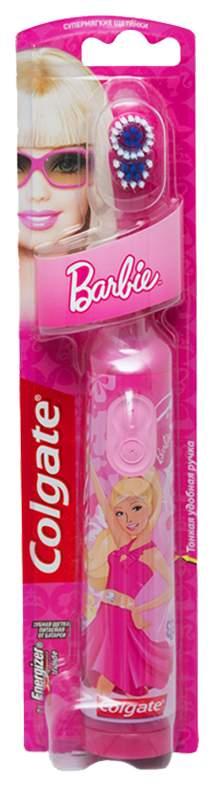 Зубная щетка Colgate Barbie/Spiderman электрическая в ассортименте