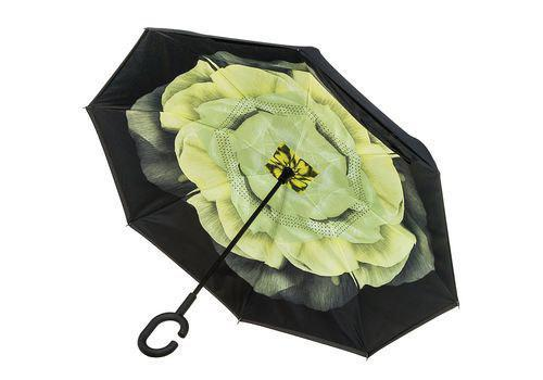 Зонт-трость UpBrella Жёлтая роза