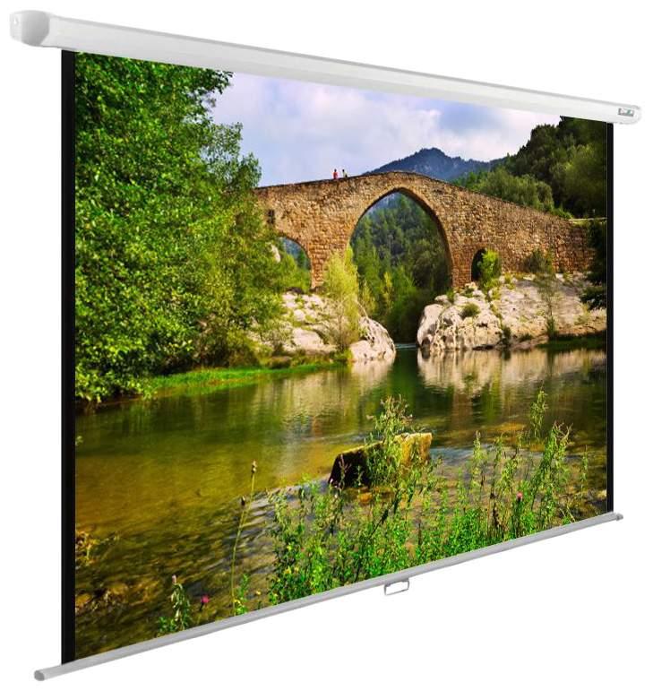 Экран для видеопроектора Cactus WallExpert CS-PSWE-220X165-WT