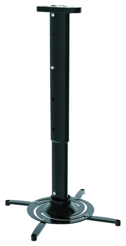 Кронштейн для видеопроектора CACTUS CS-VM-PR05L-BK
