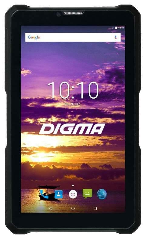 Планшет DIGMA Plane 7565N 3G PS7180PG Зеленый; Черный
