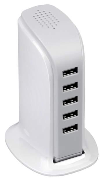 Миниатюра Сетевое зарядное устройство Rombica NEO ZQ6, 5 USB, 2 A, white №2