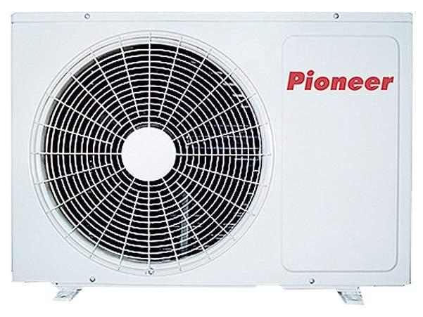 Кассетная сплит-система Pioneer KFC-GW KFC48GW/KON48GW/TC04