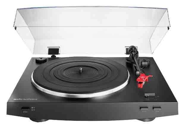 Проигрыватель виниловых пластинок Audio-Technica AT-LP3 Black