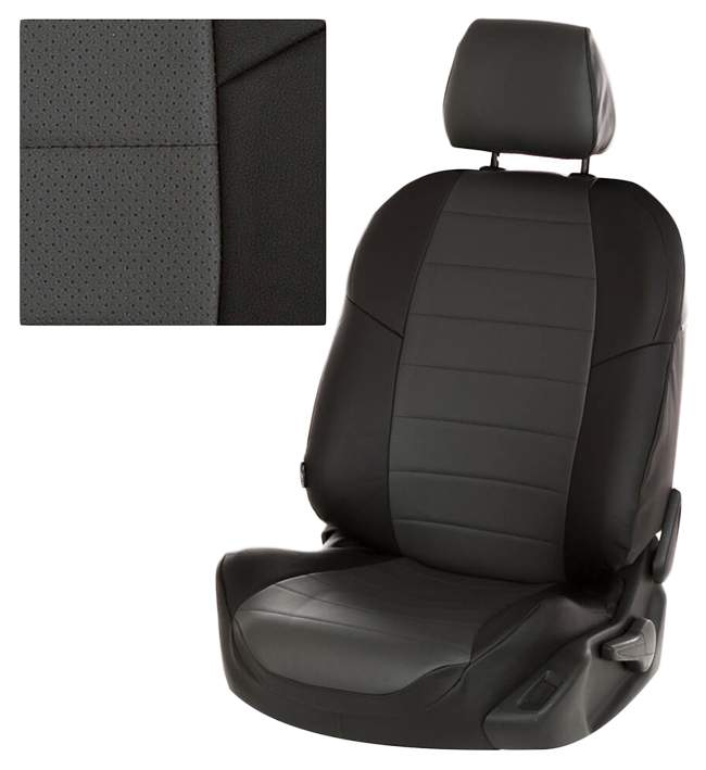 Комплект чехлов на сиденья Автопилот Lada va-la-l7-chets-e