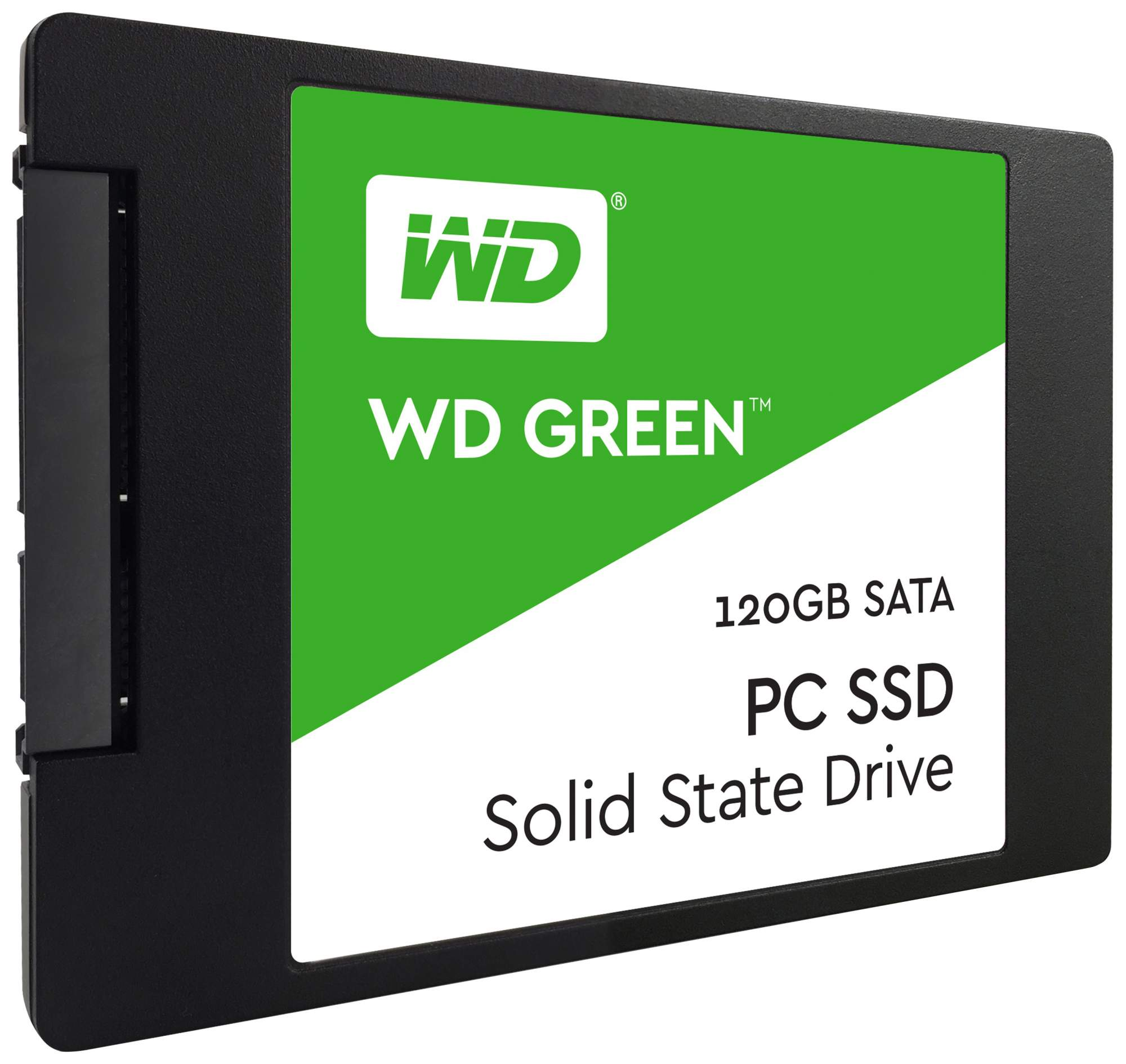 Внутренний SSD диск Western Digital 120GB (WDS120G2G0A)