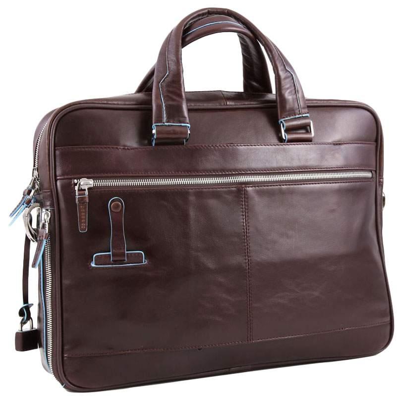 "Сумка для ноутбука 15"" Piquadro B-Square коричневая"