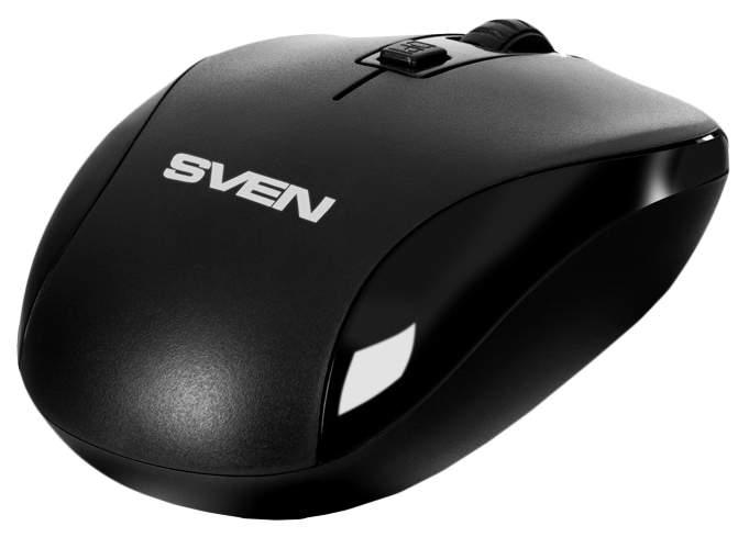 Беспроводная мышка Sven RX-255W Black (SV-017712)