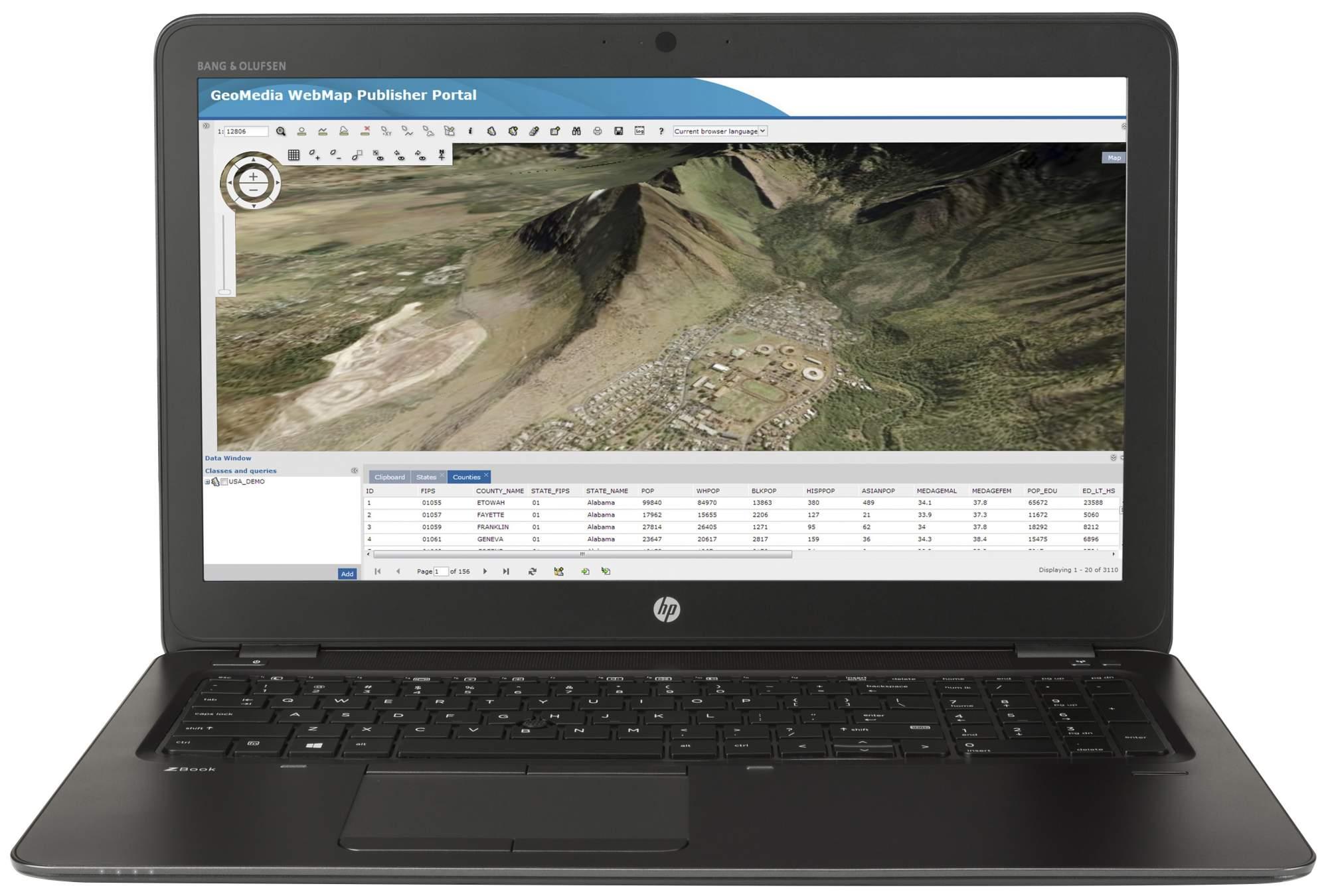 Ноутбук HP 15U T7W14EA