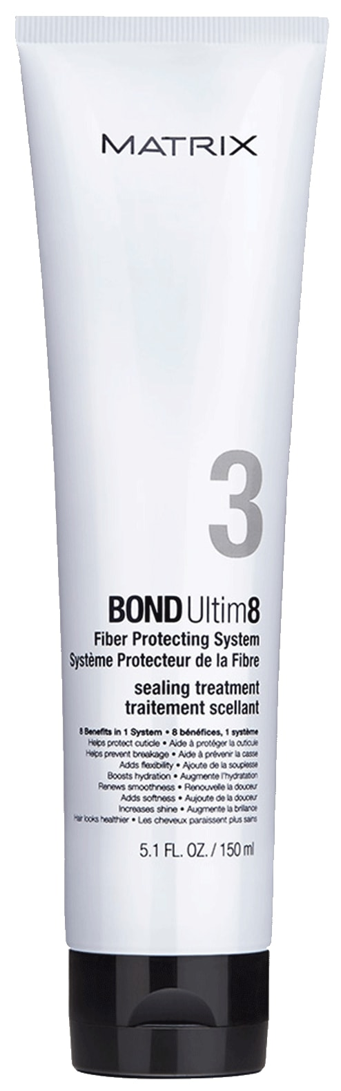 Кондиционер для волос Matrix Bond Ultim8 Protecting System домашний уход 150 мл
