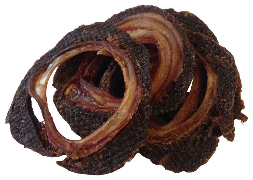 Лакомство для собак Деревенские лакомства Классические рецепты Трахея говяжья с говядиной