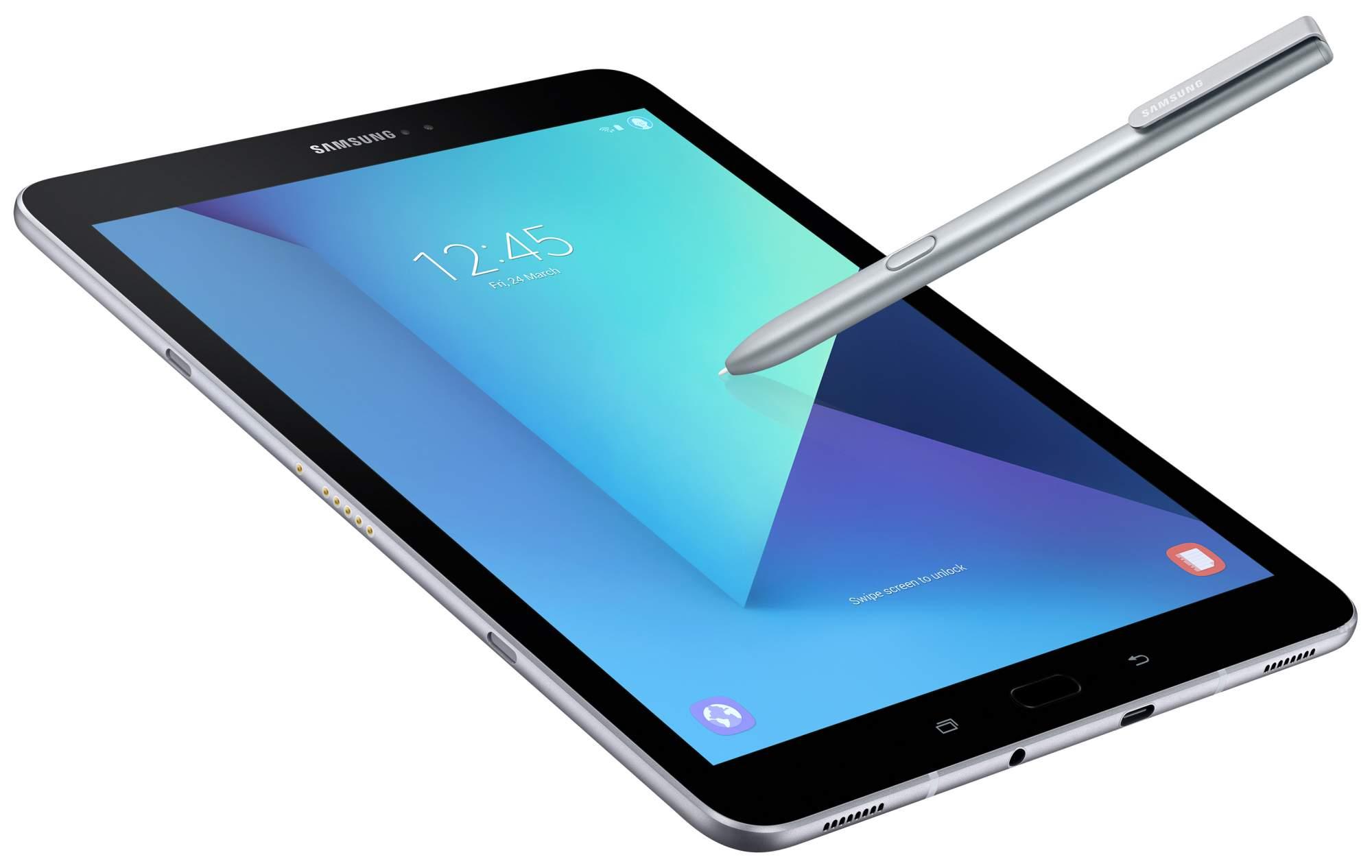 Планшет Samsung Galaxy Tab SM-T825 Silver