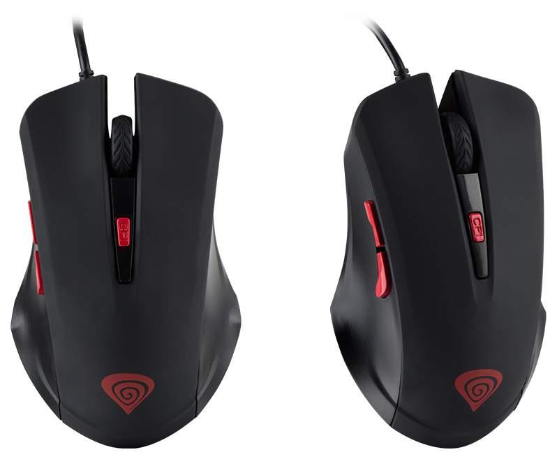 Проводная мышка Genesis G22 Black
