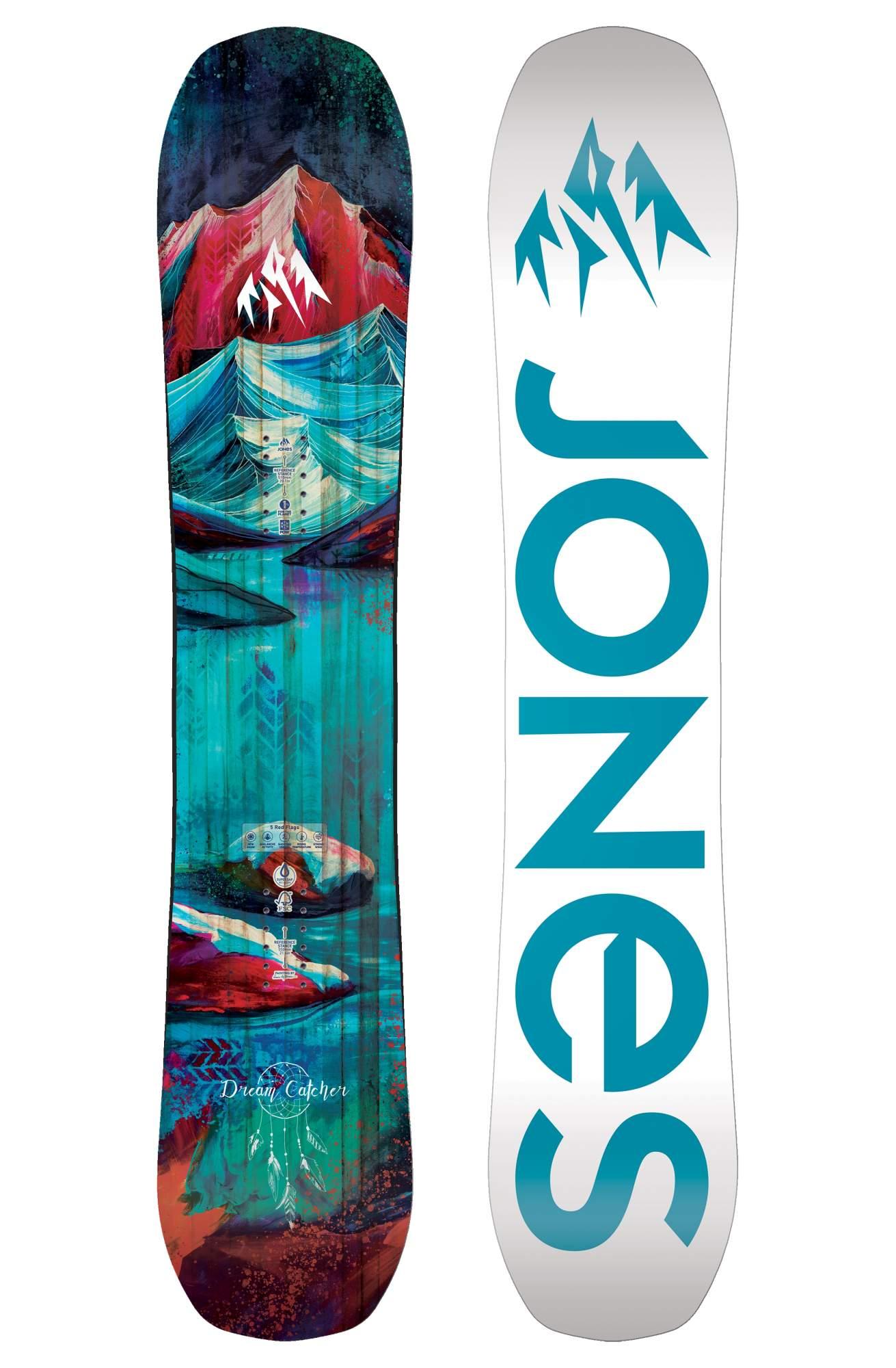 Сноуборд Jones Dream Catcher 2020, 148 см