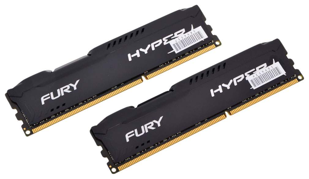 Оперативная память HyperX HX316C10FBK2/16