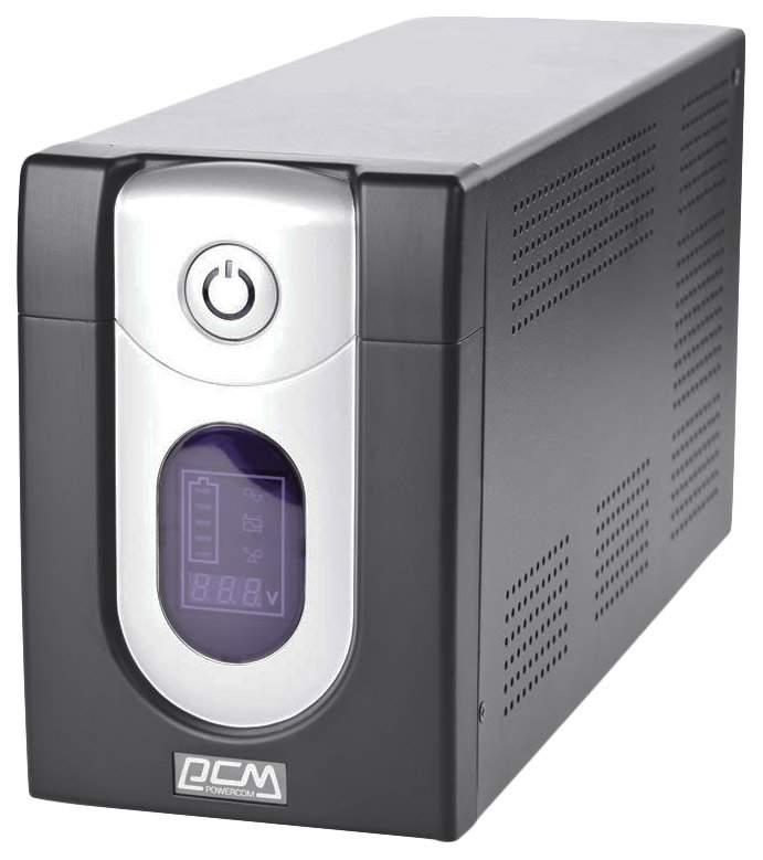 Источник бесперебойного питания Powercom Imperial IMD-1500AP Серебристый Black