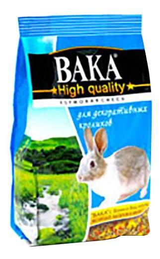 Корм для кроликов Вака High Quality 0.5 кг 1 шт