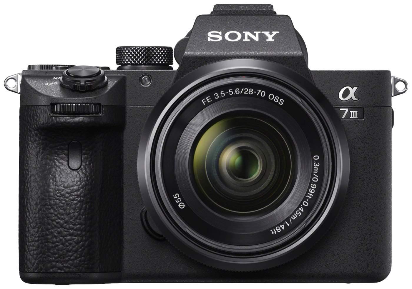 Фотоаппарат системный Sony Alpha7 III ILCE-7M3K/BC