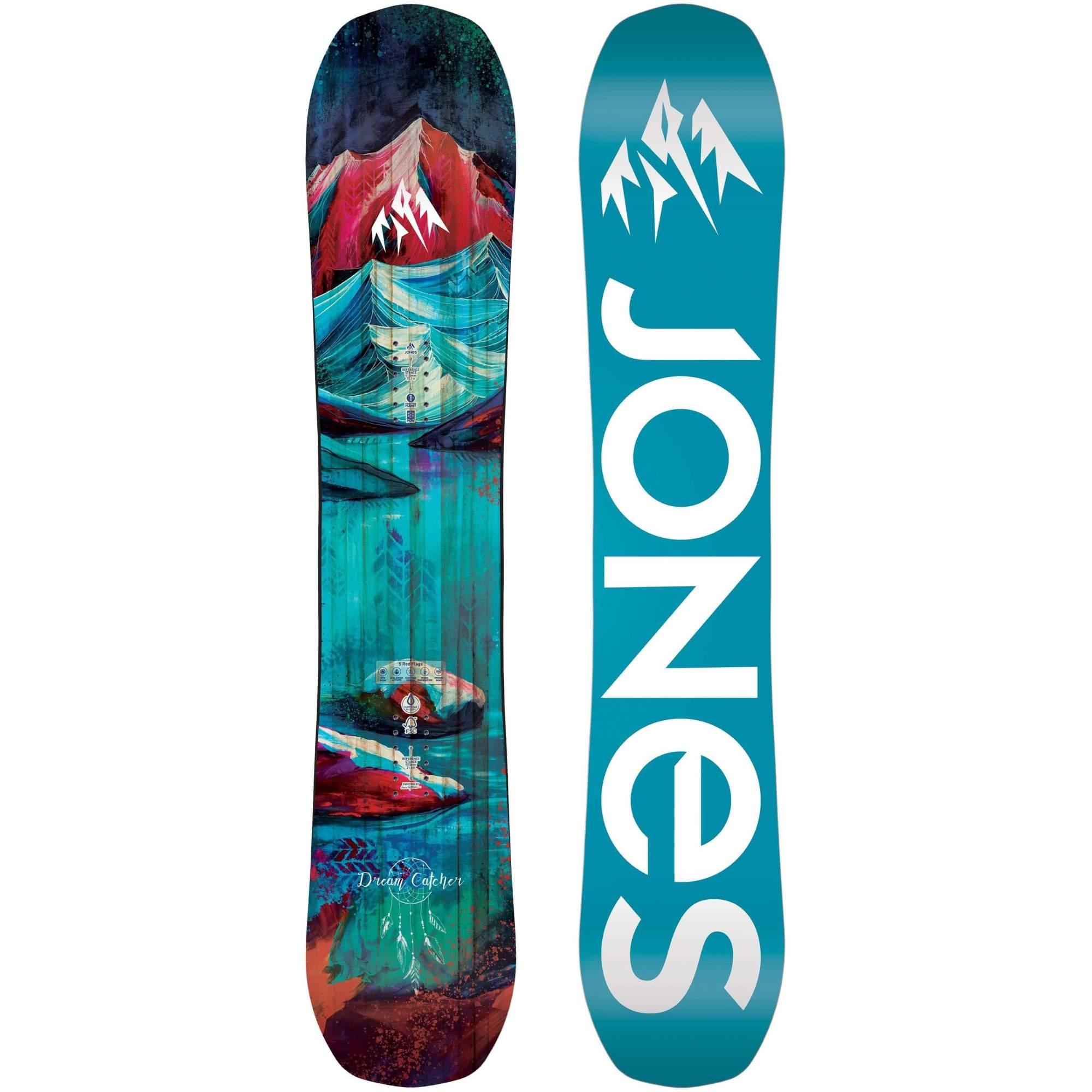 Сноуборд Jones Dream Catcher 2020, 151 см