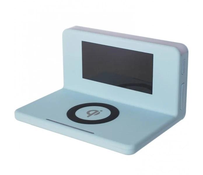 Радио-часы MAX М-010 Blue