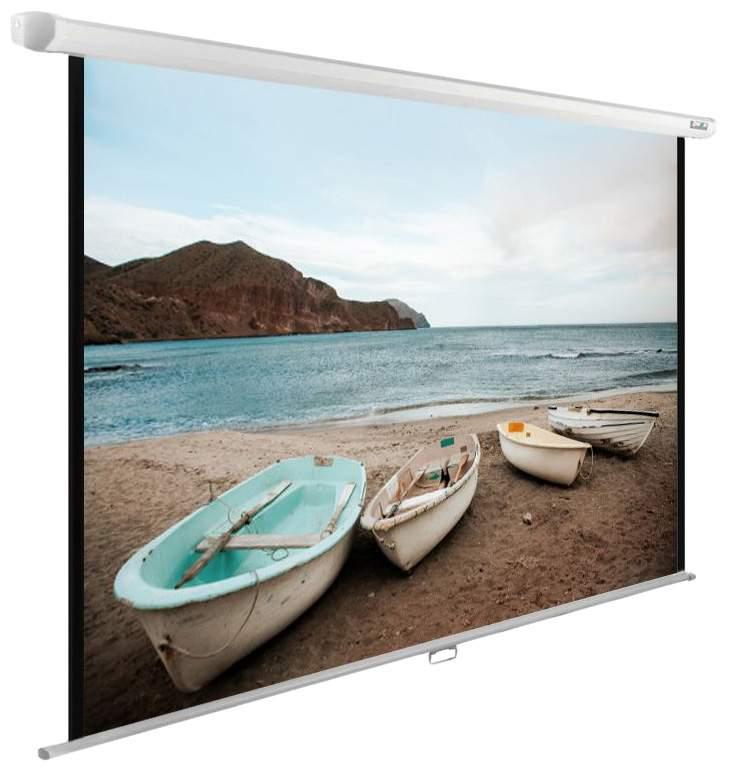 Экран для видеопроектора Cactus WallExpert CS-PSWE-220X138-WT