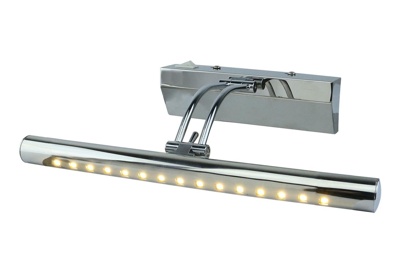 Подсветка для картин Arte Lamp Picture Lights Led A1103AP-1CC Хром