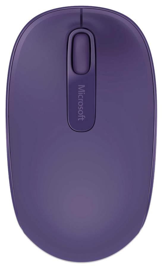 Беспроводная мышь Microsoft 1850 Violet