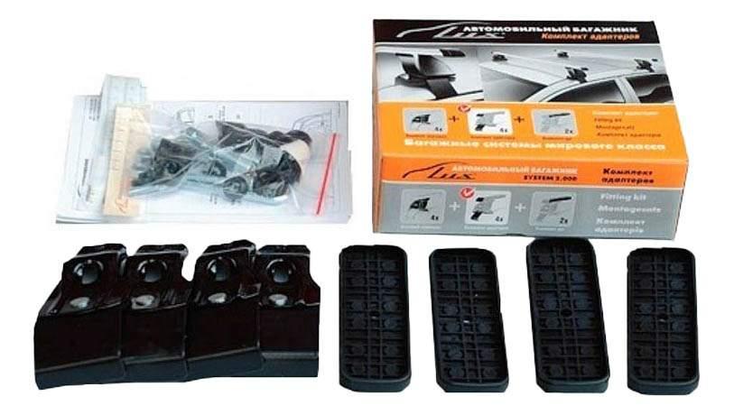 Установочный комплект для автобагажника LUX Ford 698034