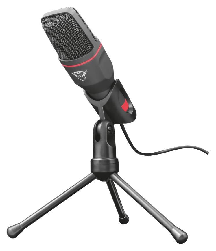 Микрофон Trust GXT 212 Mico USB Microphone