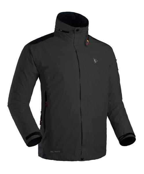 Куртка мужская Bask Andes, черная, L INT