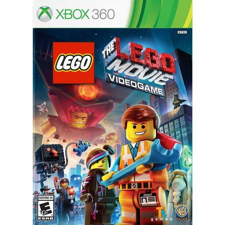Игра LEGO Movie Videogame для Xbox 360