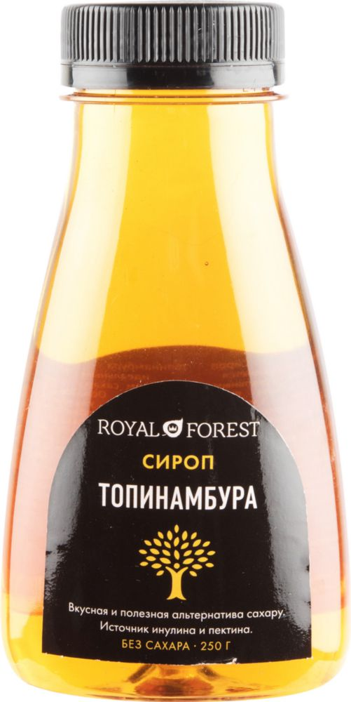 Сироп Royal Forest топинамбур 250 г