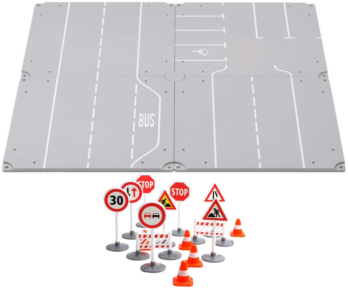 Набор деталей дорожного полотна SIKU 5599 парковка