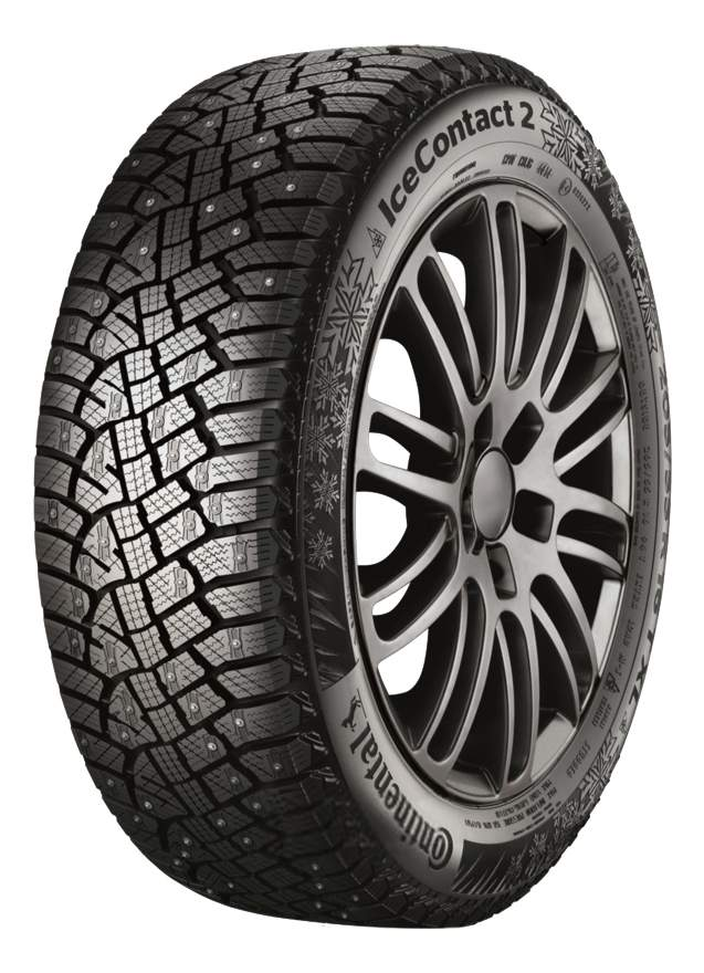Шины Continental IceContact 2 185/65 R14 90T XL
