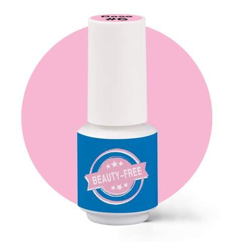 Камуфлирующая база BEAUTY-FREE NATUREL розовая