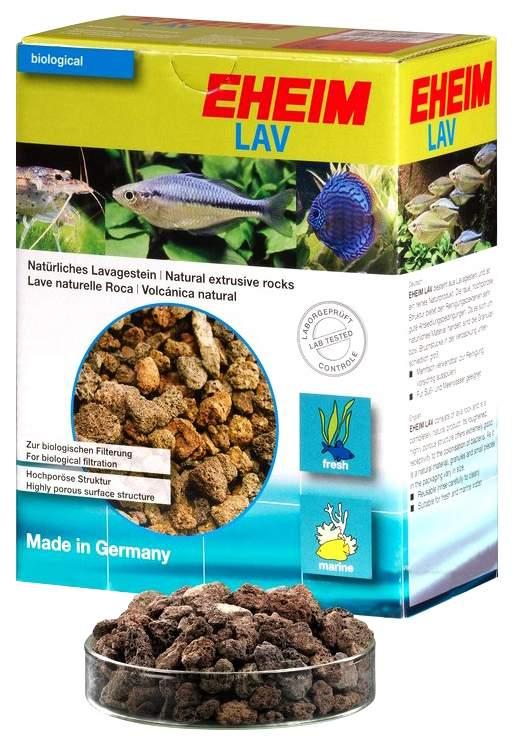 Наполнитель для аквариумов Субстрат вулканическая лава Eheim Lav 5 л