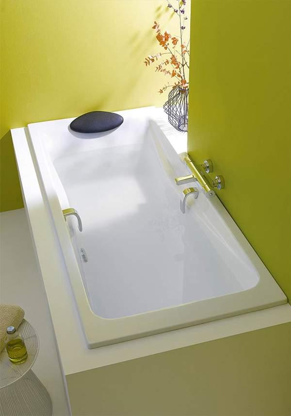 Акриловая ванна Jacob Delafon Odeon Up 180х80 без гидромассажа