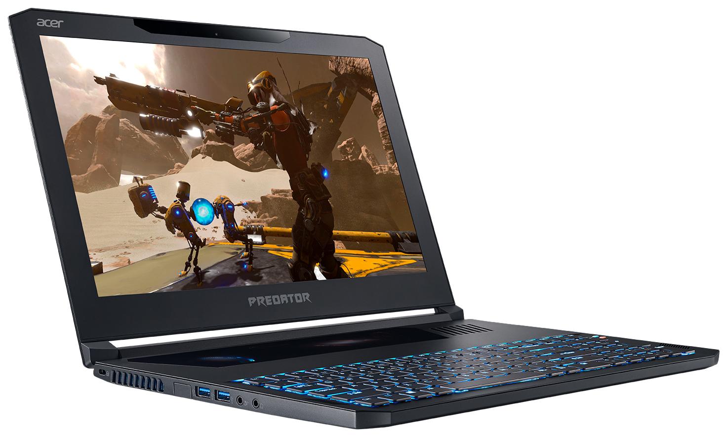 Игровой ноутбук Acer Predator Triton 700 PT715-51-786P (NH.Q2KER.002)