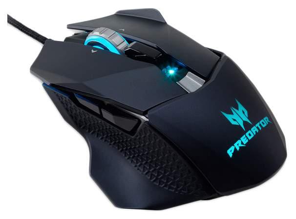 Проводная мышка Acer Cestus 510 Black (NP.MCE11.00A)
