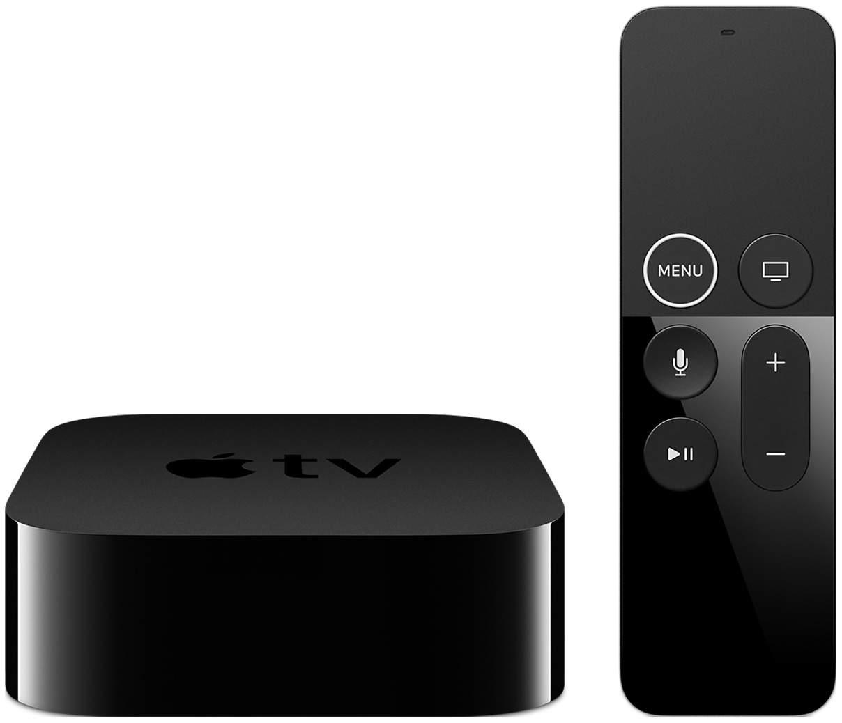 Телевизионная приставка Apple TV 4K 64GB (MP7P2RS/A)