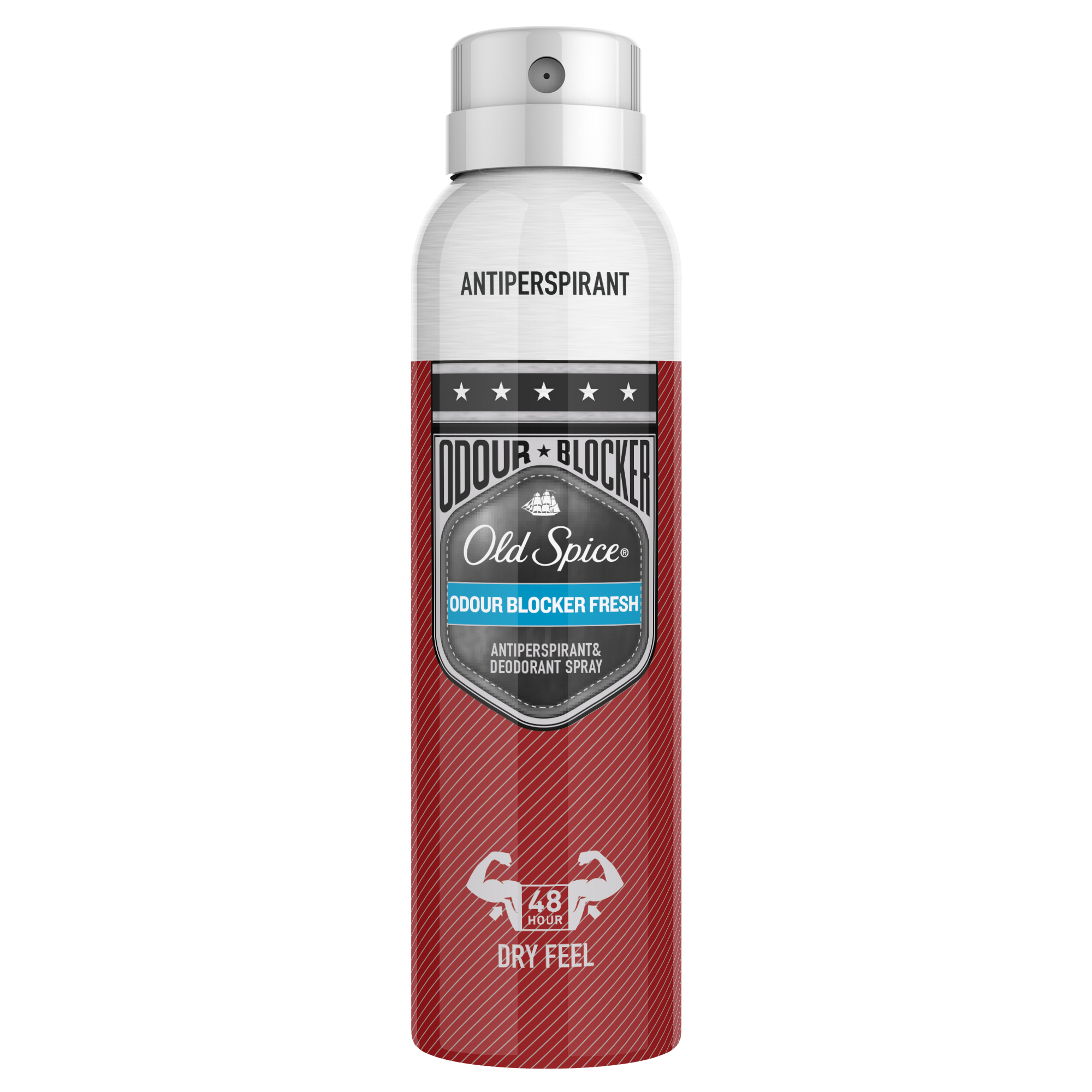 Дезодорант-антиперспирант Old Spice Блокатор запаха 125 мл