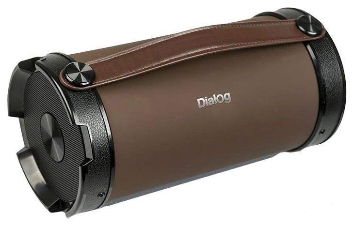 Беспроводная акустика Dialog AP-1000 Brown